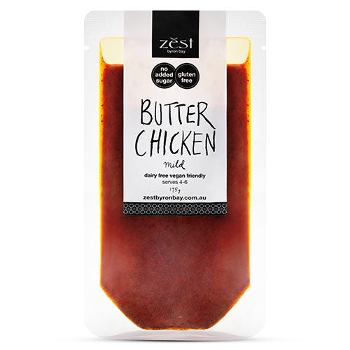 ZEST - Byron Bay Butter Chicken  175g