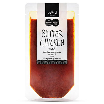 ZEST BYRON BAY Butter Chicken  175g