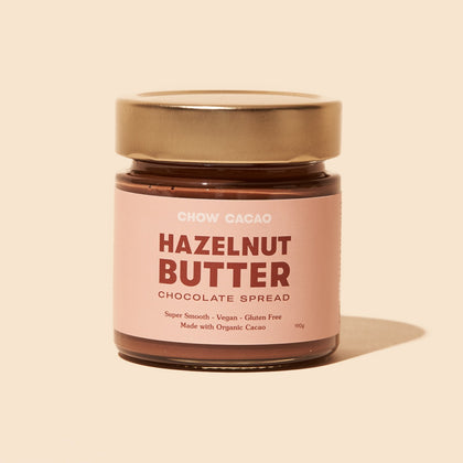 Chow Cacao Hazelnut Butter Chocolate Spread 190G