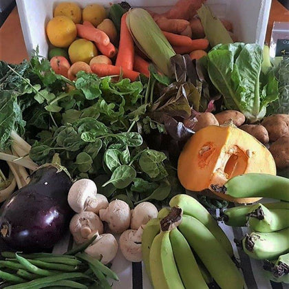 Medium Veggie Box  (Organically Grown Produce)