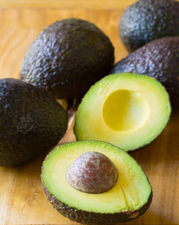 Avocados 500g -  local organic avocados