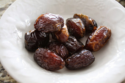 Fresh Organic Medjool Dates -250g