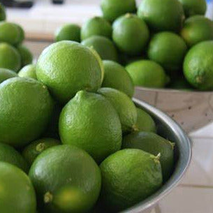 Limes 250g - Local organically grown limes