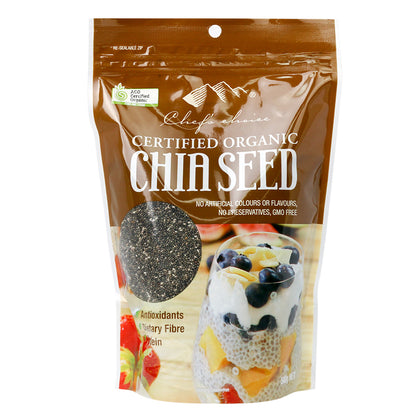 CHEF'S CHOICE Organic Chia Seed  500g
