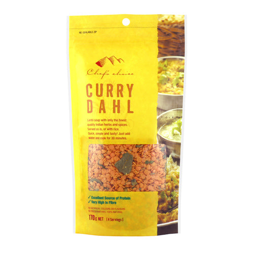 Chef's Choice Curry Dahl  170g