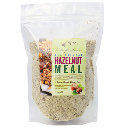 CHEF'S CHOICE Hazlenut Meal  320g