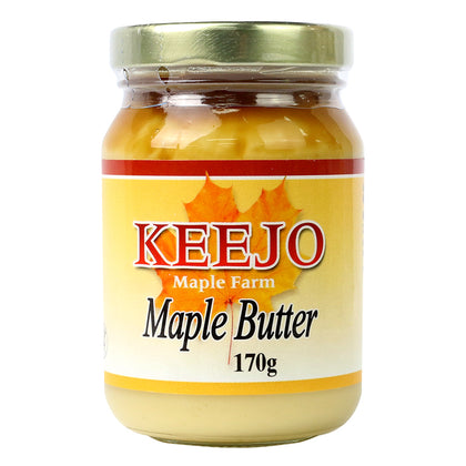CHEF'S CHOICE Maple Butter Glass Jar  160g
