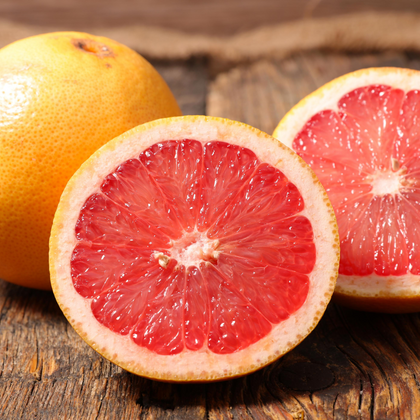 500g Ruby Grapefruit Certified Organic Grapefruit