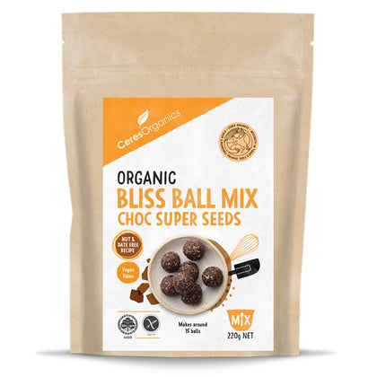 CERES ORGANICS Ceres Organic Bliss Ball Mix  220g