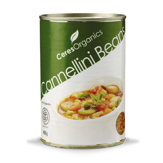 Ceres Organic Cannellini (can)  400g