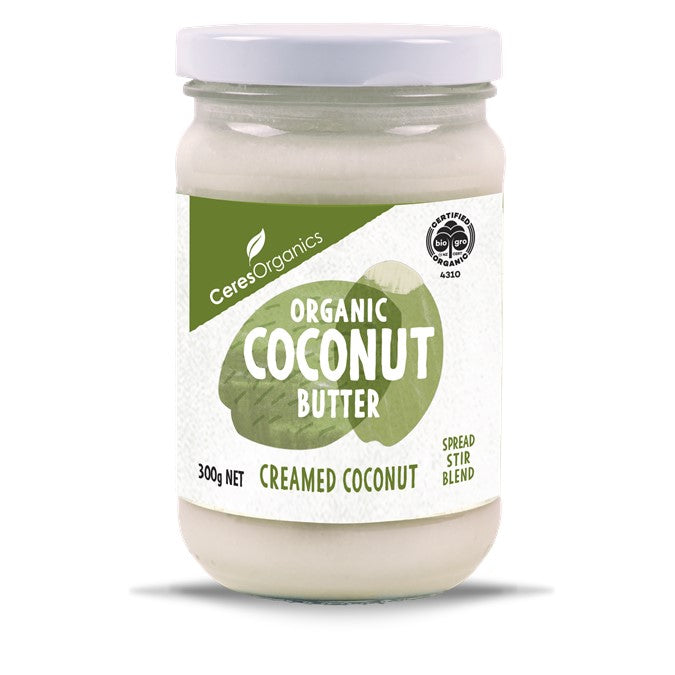 Ceres Organic Coconut Butter  300g