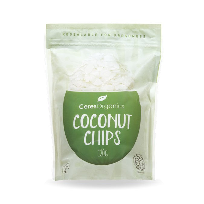 Ceres Organic Coconut Chips  120g
