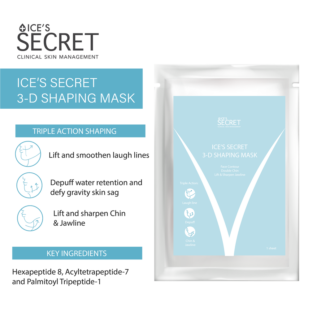 3D Shaping Mask