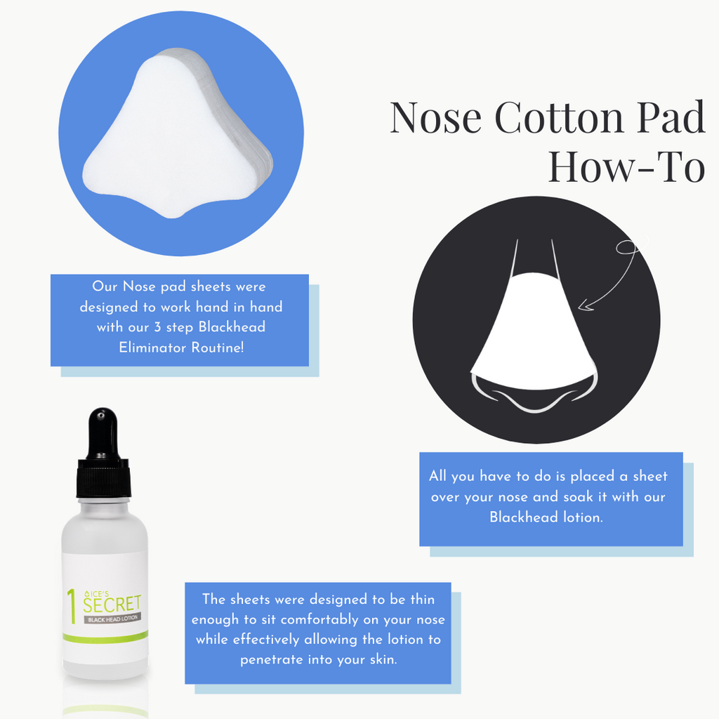 Nose Cotton Pad