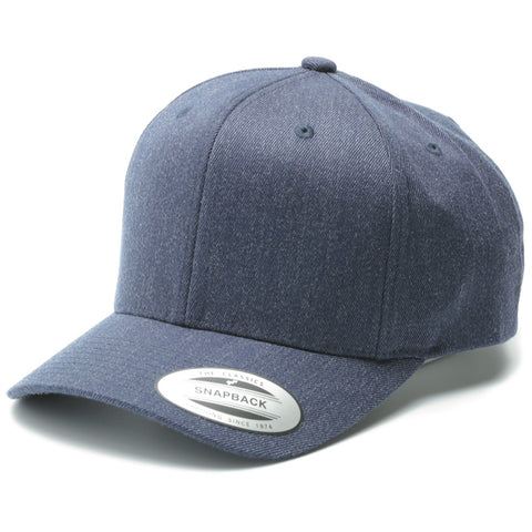 6245DM-JPLT DENIM DAD CAP