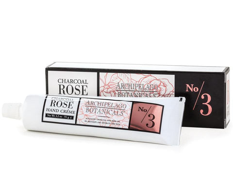 Charcoal Rose Hand Creme