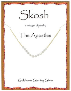 Gold The Apostles Necklace