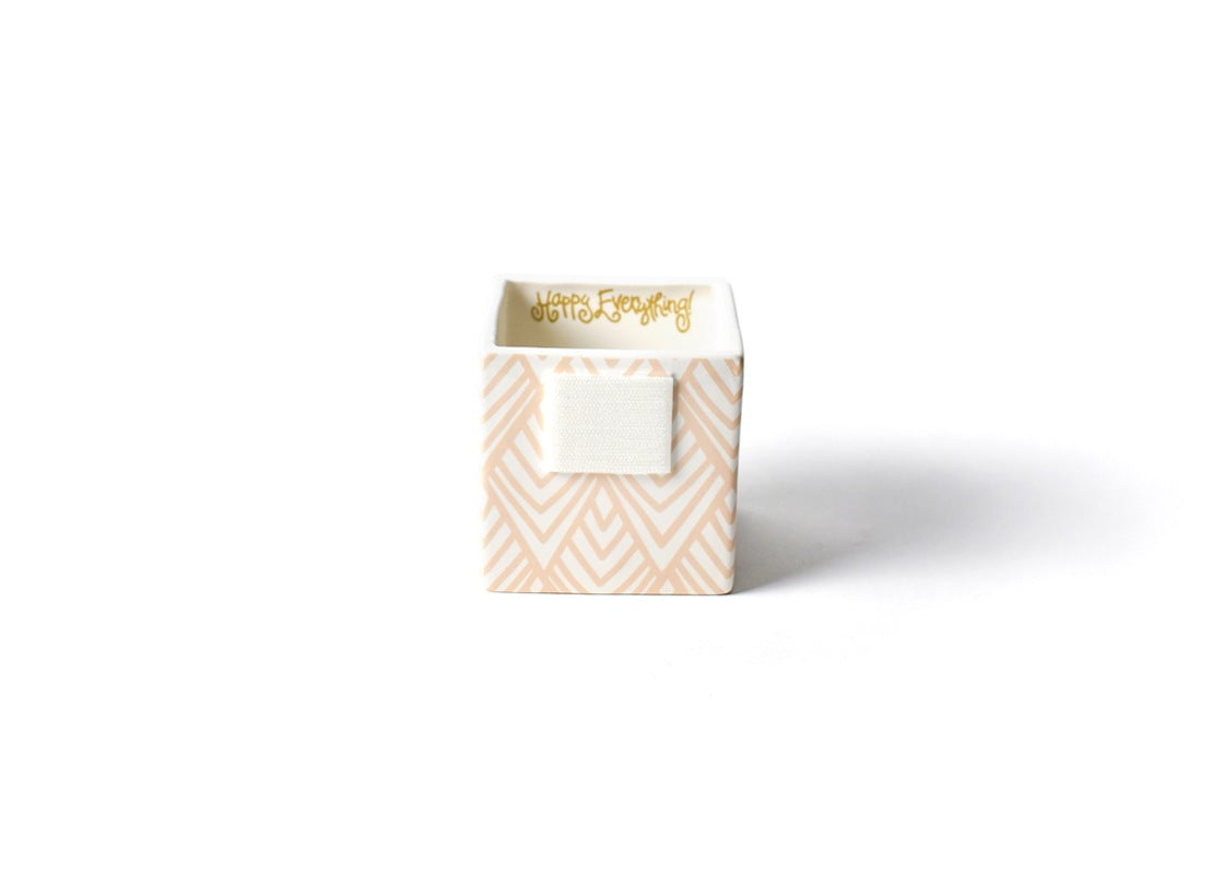 Layered Diamond Mini Nesting Cube Small