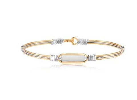 Moment in Time Bracelet Mother of Pearl