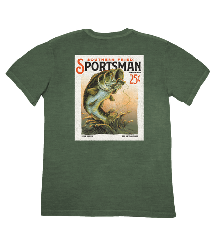Sportsman Bass T-Shirt