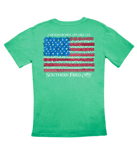 Freedom Flower T-Shirt