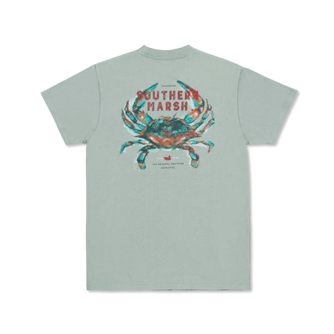 Impressions Crab T-Shirt Burnt Sage