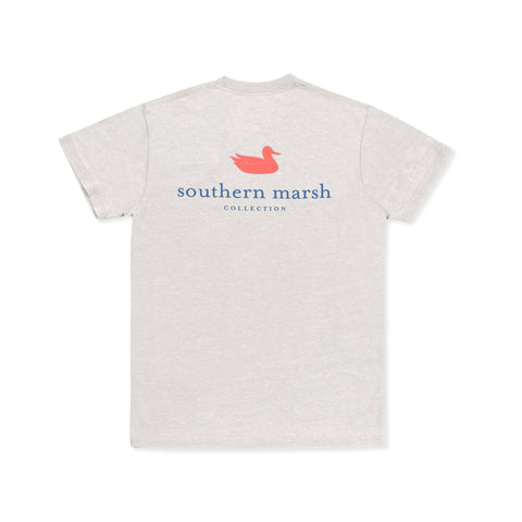 Seawash Authentic T-Shirt Light Gray