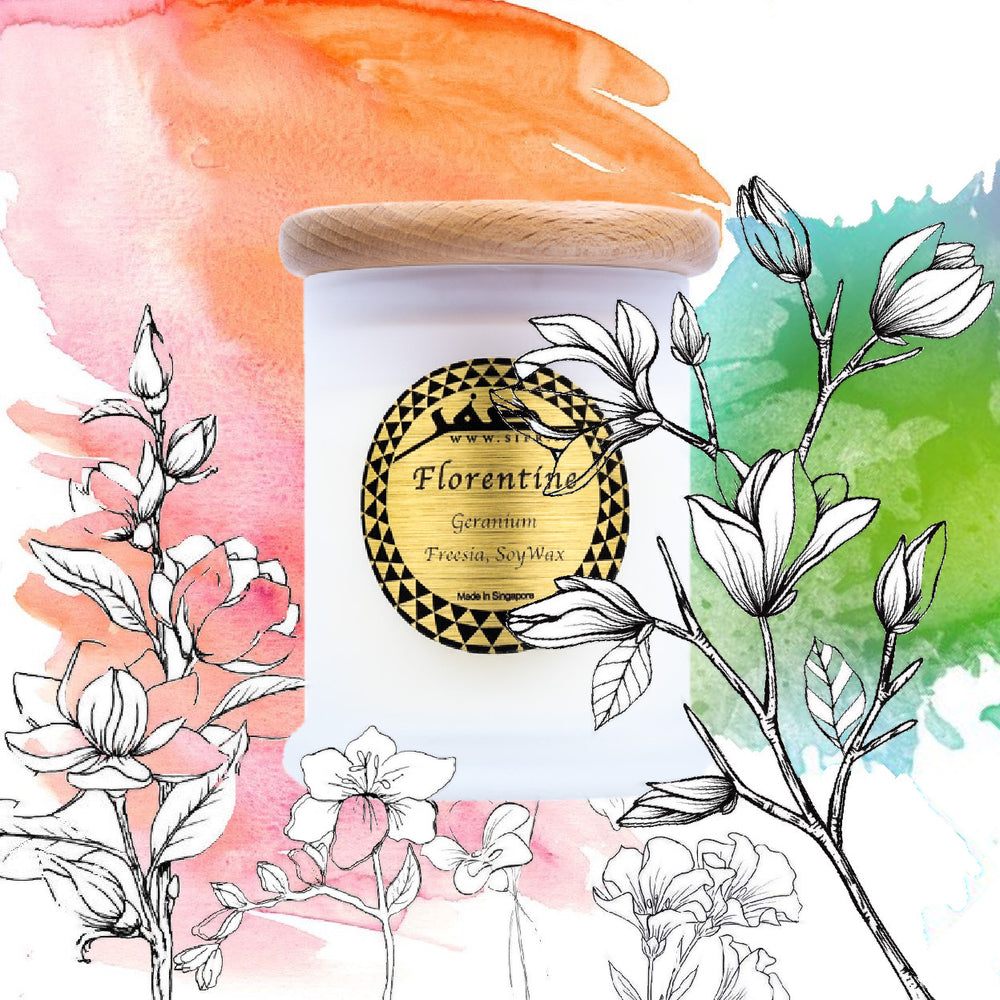 Florentine Candle