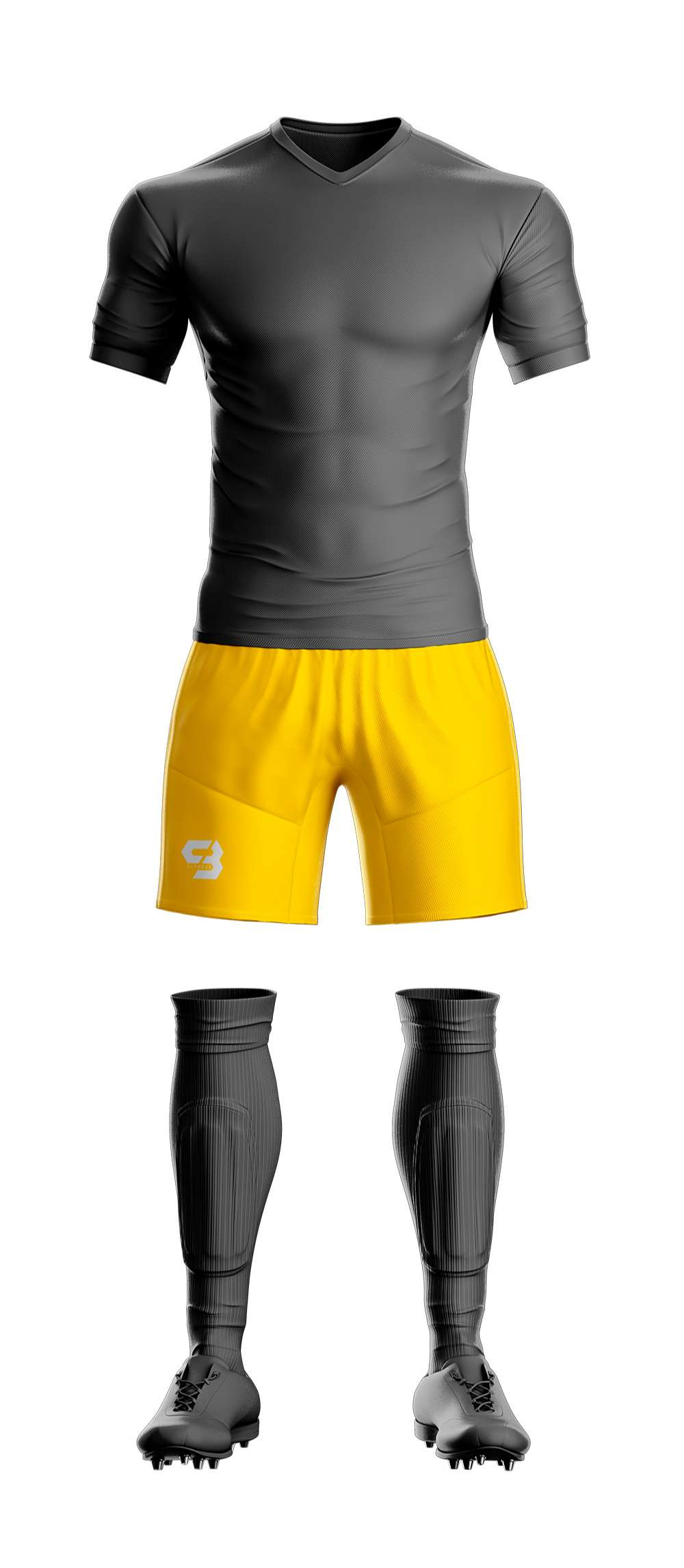 Soccer Shorts - Custom Design