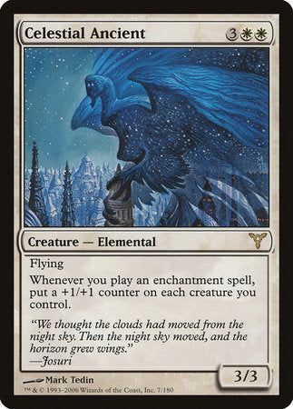 Celestial Ancient [Dissension] | Dragons Den Cards & Games