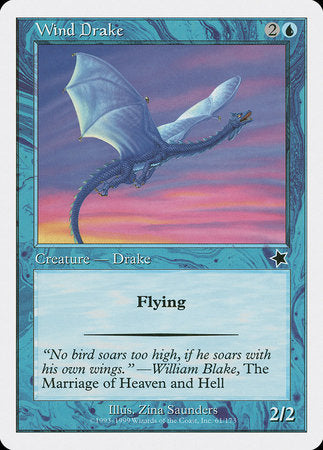 Wind Drake [Starter 1999] | Dragons Den Cards & Games