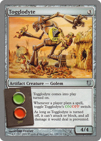Togglodyte [Unhinged] | Dragons Den Cards & Games