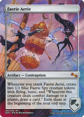 Faerie Aerie [Unstable] | Dragons Den Cards & Games