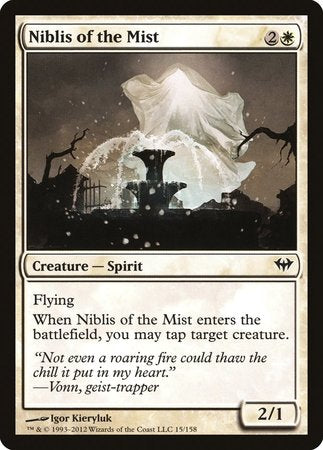 Niblis of the Mist [Dark Ascension] | Dragons Den Cards & Games