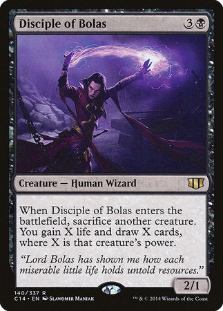 Disciple of Bolas [Commander 2014] | Dragons Den Cards & Games