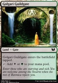 Golgari Guildgate [Commander 2015] | Dragons Den Cards & Games