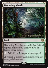 Blooming Marsh [Kaladesh Promos] | Dragons Den Cards & Games