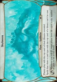 Skybreen (Planechase Anthology) [Planechase Anthology Planes] | Dragons Den Cards & Games