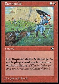 Earthquake [Portal Second Age] | Dragons Den Cards & Games