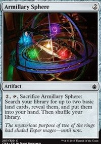 Armillary Sphere [Commander Anthology] | Dragons Den Cards & Games