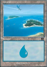 Island (337) [Classic Sixth Edition] | Dragons Den Cards & Games