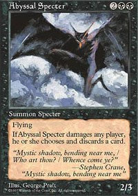 Abyssal Specter [Fifth Edition] | Dragons Den Cards & Games