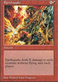 Earthquake [Fifth Edition] | Dragons Den Cards & Games