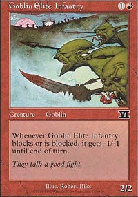 Goblin Elite Infantry [Classic Sixth Edition] | Dragons Den Cards & Games