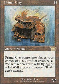 Primal Clay [Classic Sixth Edition] | Dragons Den Cards & Games