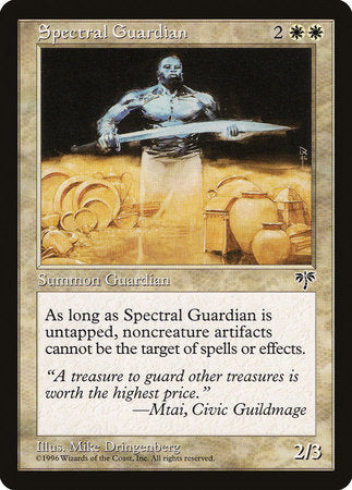 Spectral Guardian [Mirage] | Dragons Den Cards & Games