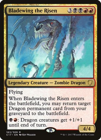 Bladewing the Risen [Commander 2017] | Dragons Den Cards & Games