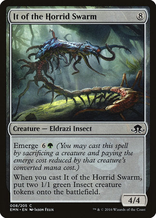 It of the Horrid Swarm [Eldritch Moon] | Dragons Den Cards & Games