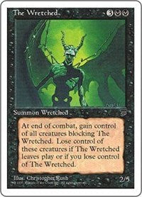 The Wretched [Chronicles] | Dragons Den Cards & Games