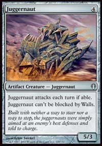 Juggernaut [Archenemy] | Dragons Den Cards & Games